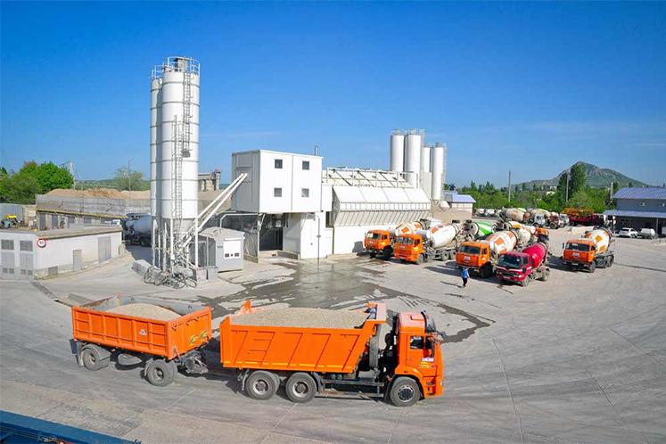 Бетон марушкинское заводы бетона в барнауле